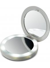 Homedics MIR-150CG - kosmetické zrcátko s powerbankou